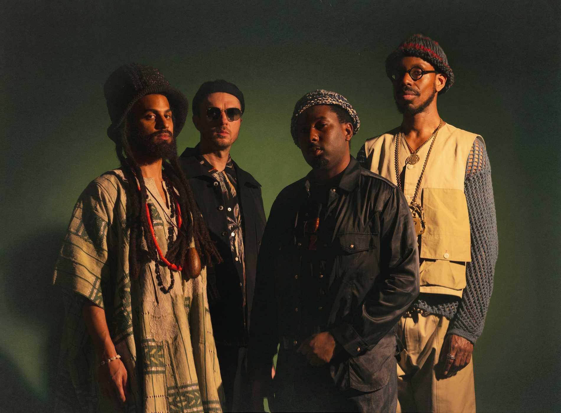 Jazzgruppen Sons Of Kemet får det mesta att kännas fattigt och ospännande just nu.