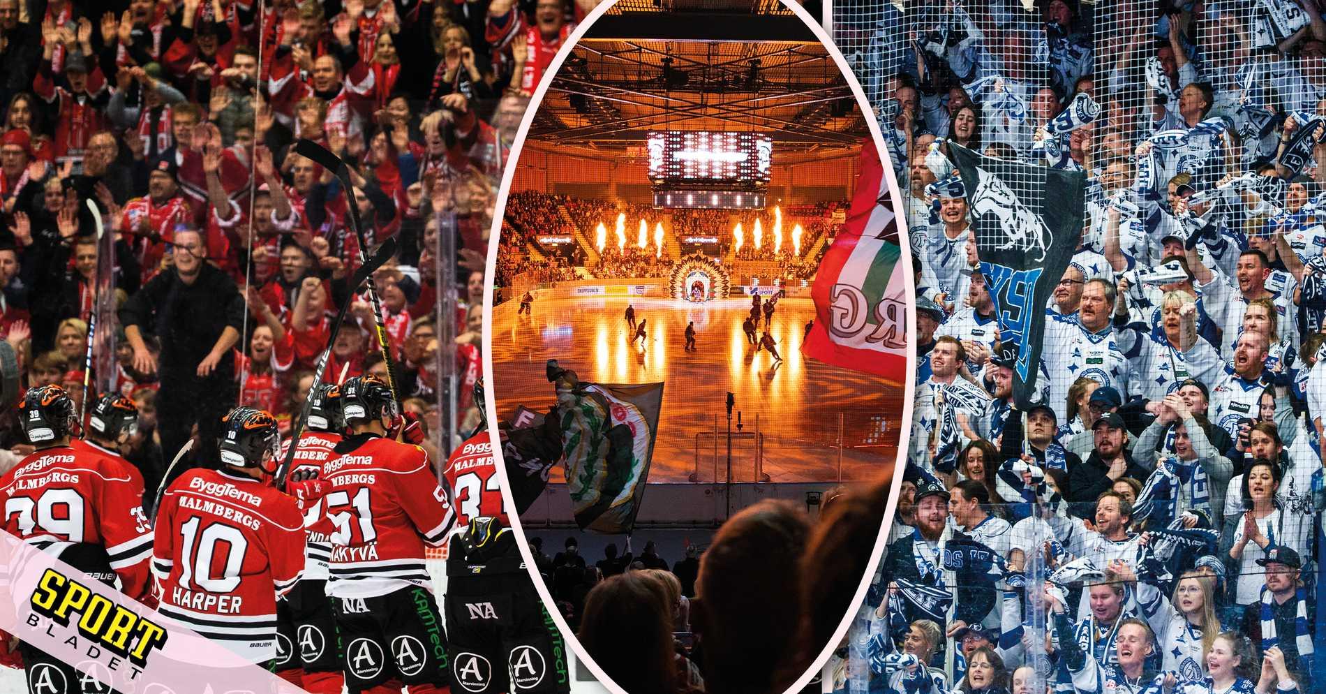 "Coronaregler i ishockeyn: ""Handlar om ansvar"""