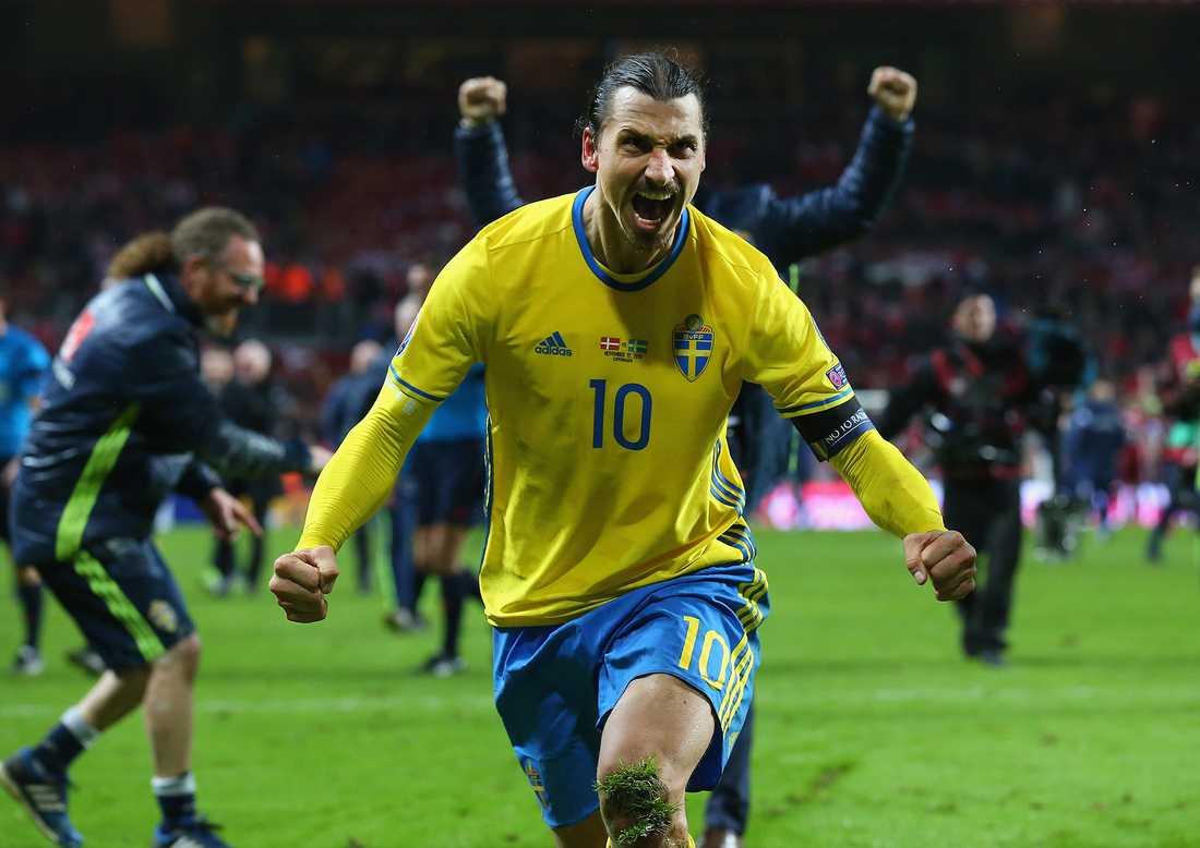 Zlatan & co lockar massor av svenskar till EM i Frankrike