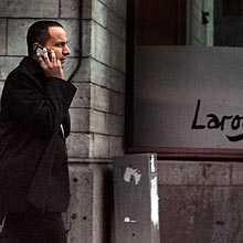Vimal Kovac vid Laroy.
