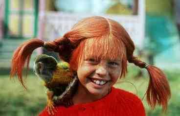 Pippi Långstrump.