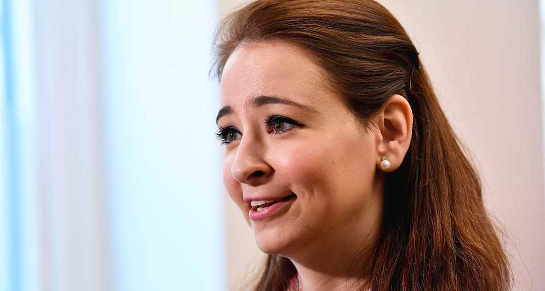 Alice Teodorescu blir huvudsekreterare i Moderaternas idéprogramgrupp.