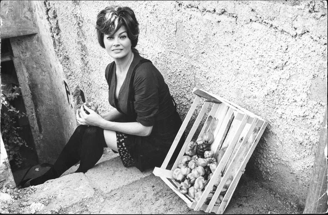 Anita Ekberg 1968