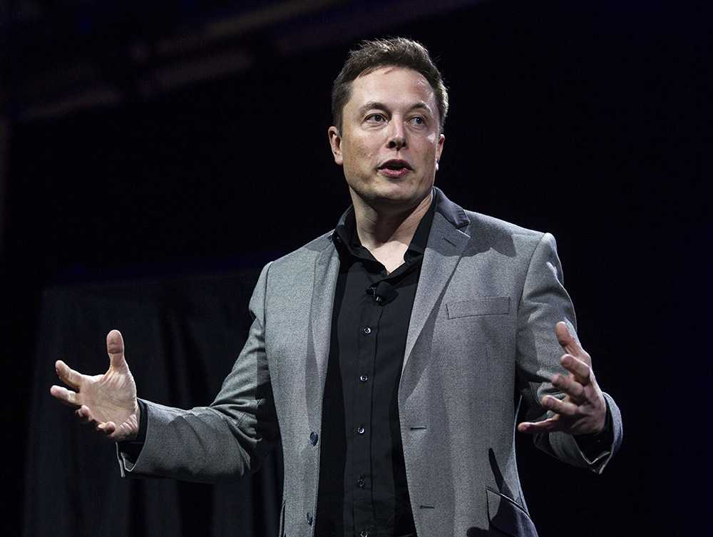 Elon Musk ger Kanye West sitt fulla stöd.