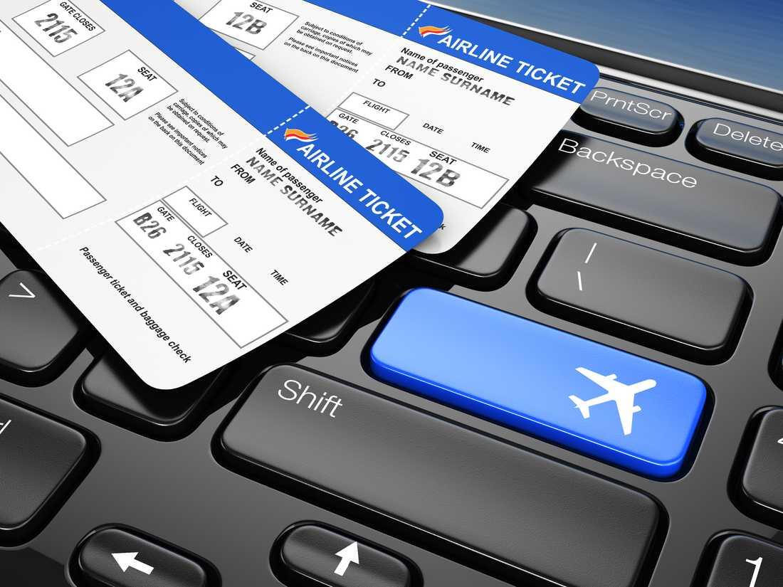 Med några smart knep kan du pressa priset på flygbiljetten.