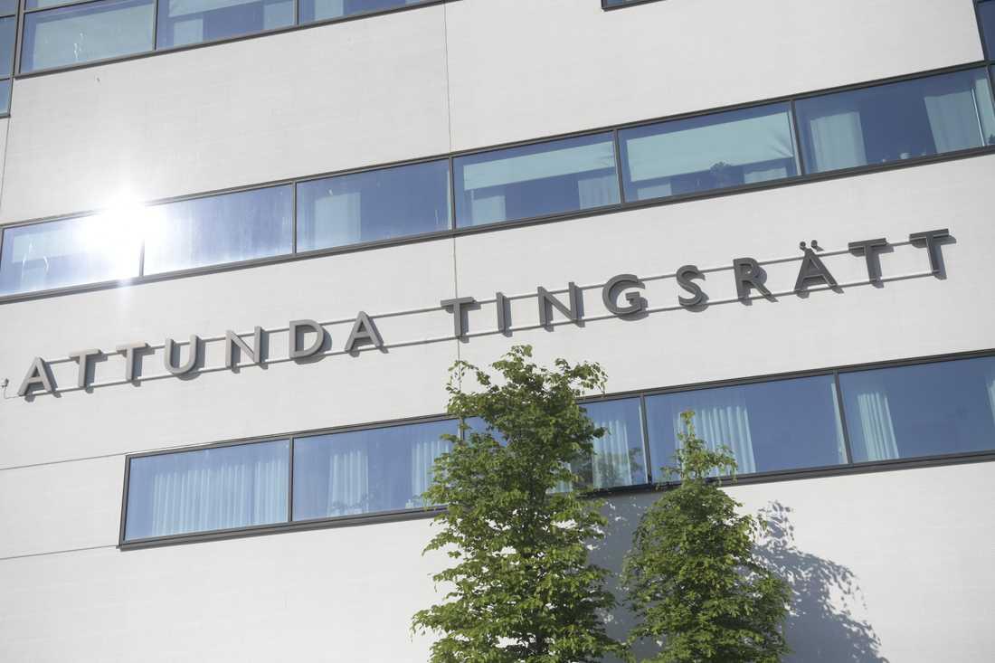 En 21-årig man har dömts till fängelse för att ha förberett ett attentat mot en gymnasieskola i Haninge. Arkivbild.