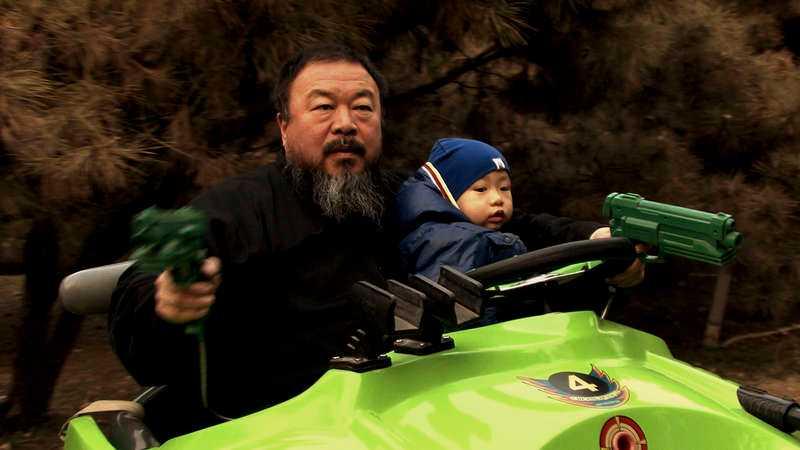 """""""Ai Wei Wei - The Fake case""""."""