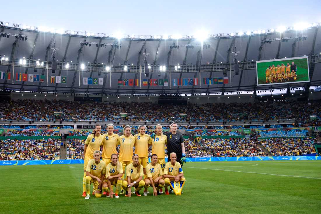 Sverige i OS 2016.
