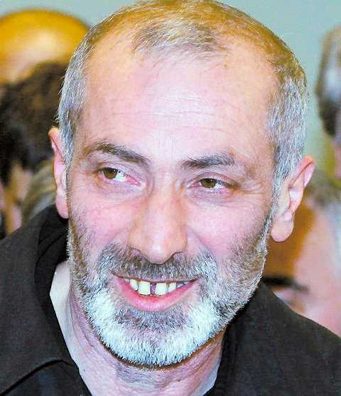 I DAG Vitalij Kalojev hyllades som en hjälte när han kom hem efter avtjänat fängelsetraff. Nu är han minister.