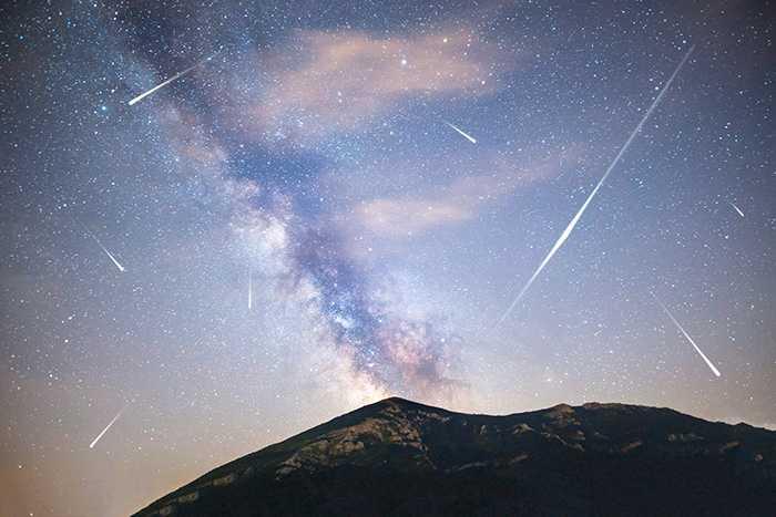Perseiderna är ett av årets mest aktiva meteorregn.