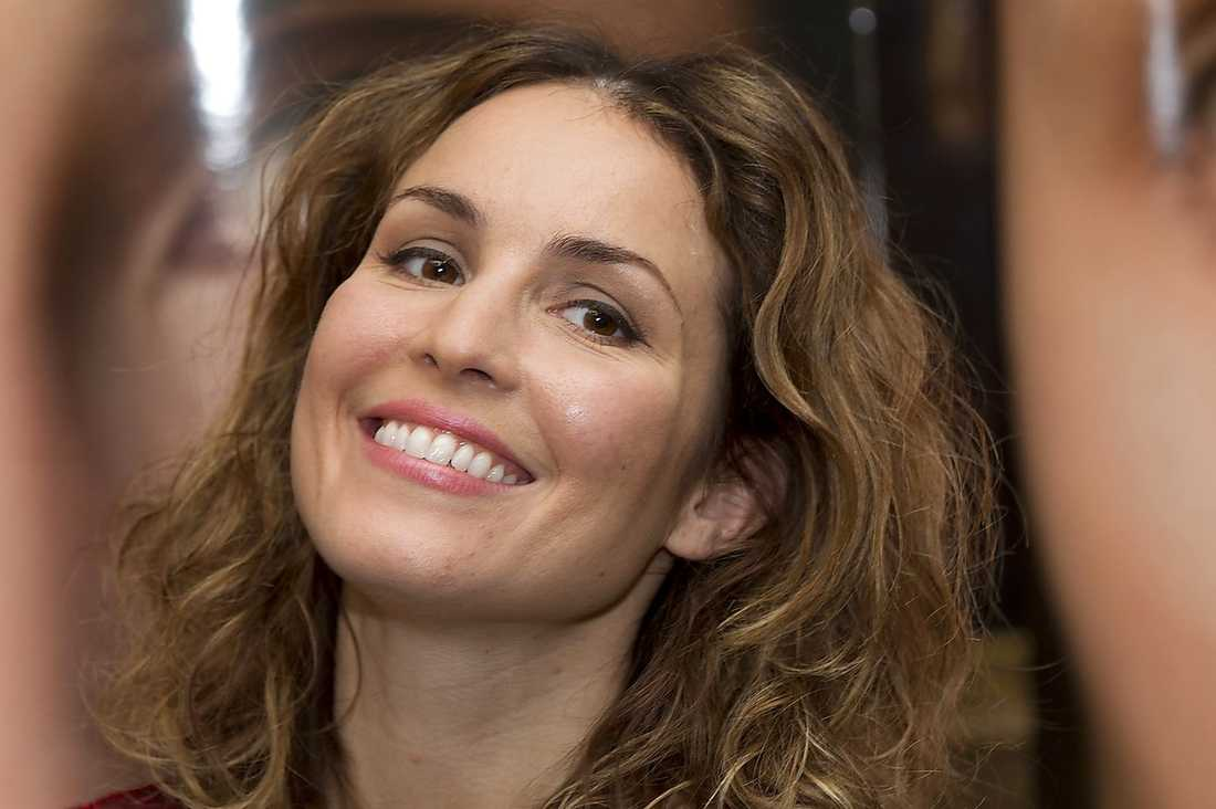 Noomi Rapace.