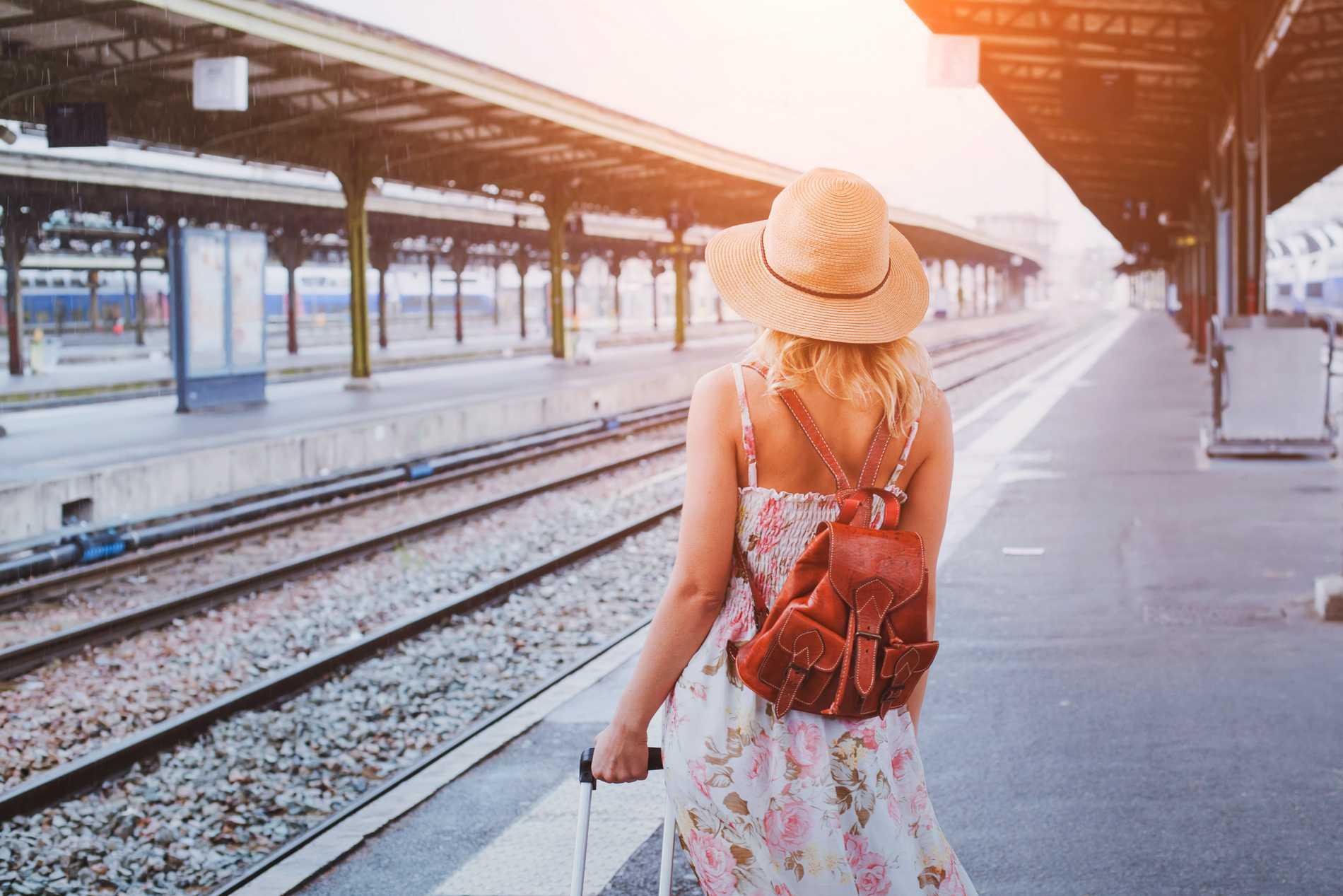 Allt fler väljer att resa med tåg, enligt Big Travel.