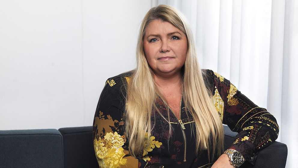 Petra Råsten-Amqvist på Rättsmedicinalverket.