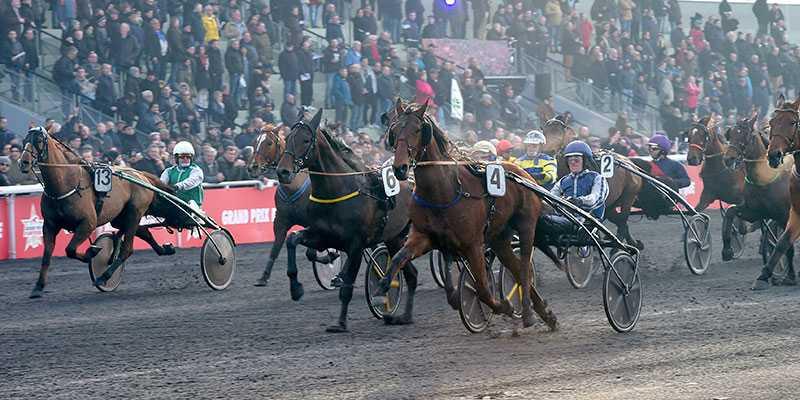 Anzi des Liards vann Prix de Luxembourg  under lördagen.