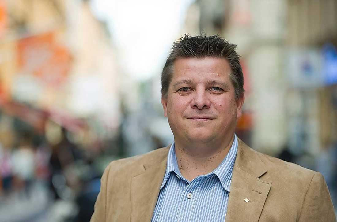 Veli-Pekka Säikkälä, 44 Avtalssekreterare IF Metall.