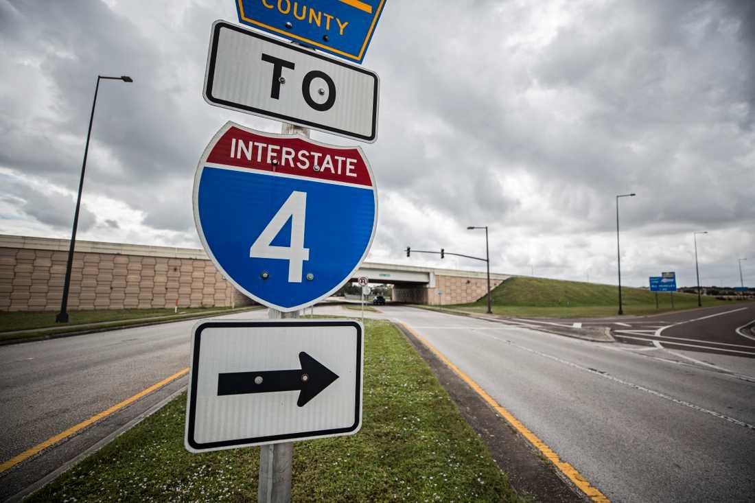Även i år kan invånarna kring Interstate 4 vara barometer för hela valvinsten.