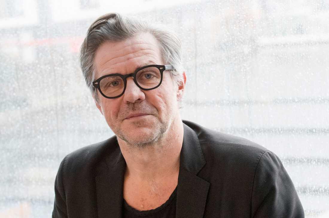 Regissören Henrik Georgsson.