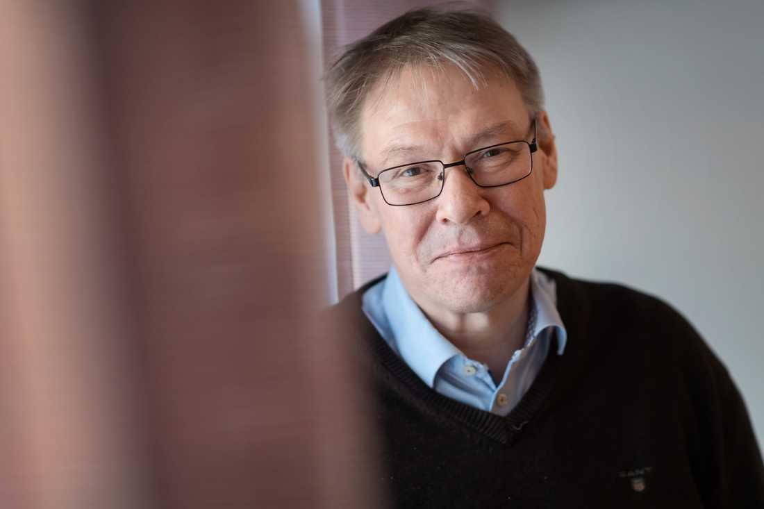 På onsdag ska Krister Petersson, förundersökningsledare i utredningen om mordet på Olof Palme, lämna besked i åtalsfrågan. Arkivbild.