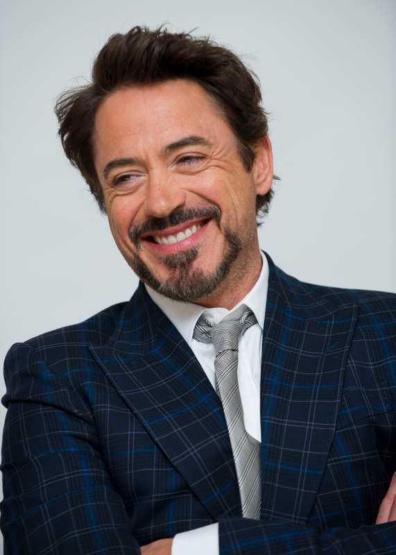 Robert Downey Jr berättar att lille Exton Elias, två månader, har förändrat livet för honom och hustrun Susan Downey.