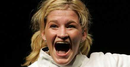 HOPP I går tog Emma Samuelsson EM-silver i fäktning – nu går hon för OS-guld.