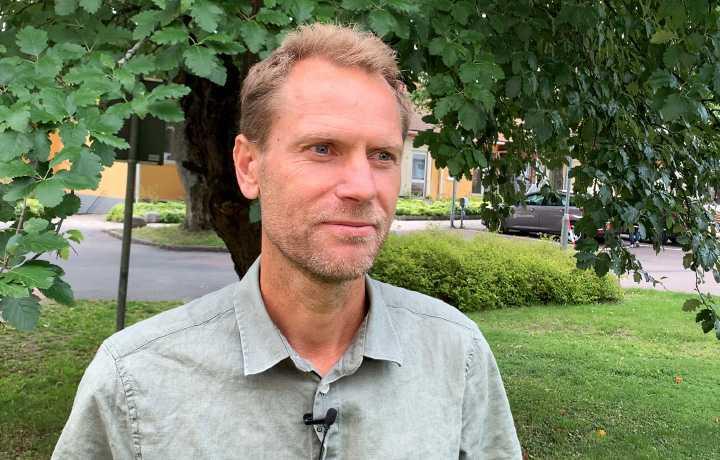 """""""Det vi har beredskap för är framför allt när arbetslivet drar igång"""", säger Fredrik Settergren, verksamhetsområdeschef för Nära vård och hälsa."""