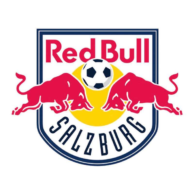 Red Bull Salzburg 2005 Austria Salzburg sålde inte bara sin klubb, namn och själ när Red Bull köpte upp dem 2005. Man fick också ett klubbemblem som på många sätt blev sinnebilden för den ökade kommersialiseringen inom fotbollen. En supporterfalang vägrade att stötta det nybildade laget och startade i stället SV Austria Salzburg som en homage till ursprungsklubben. 2006 började laget om i den österrikiska sjundedivisionen.