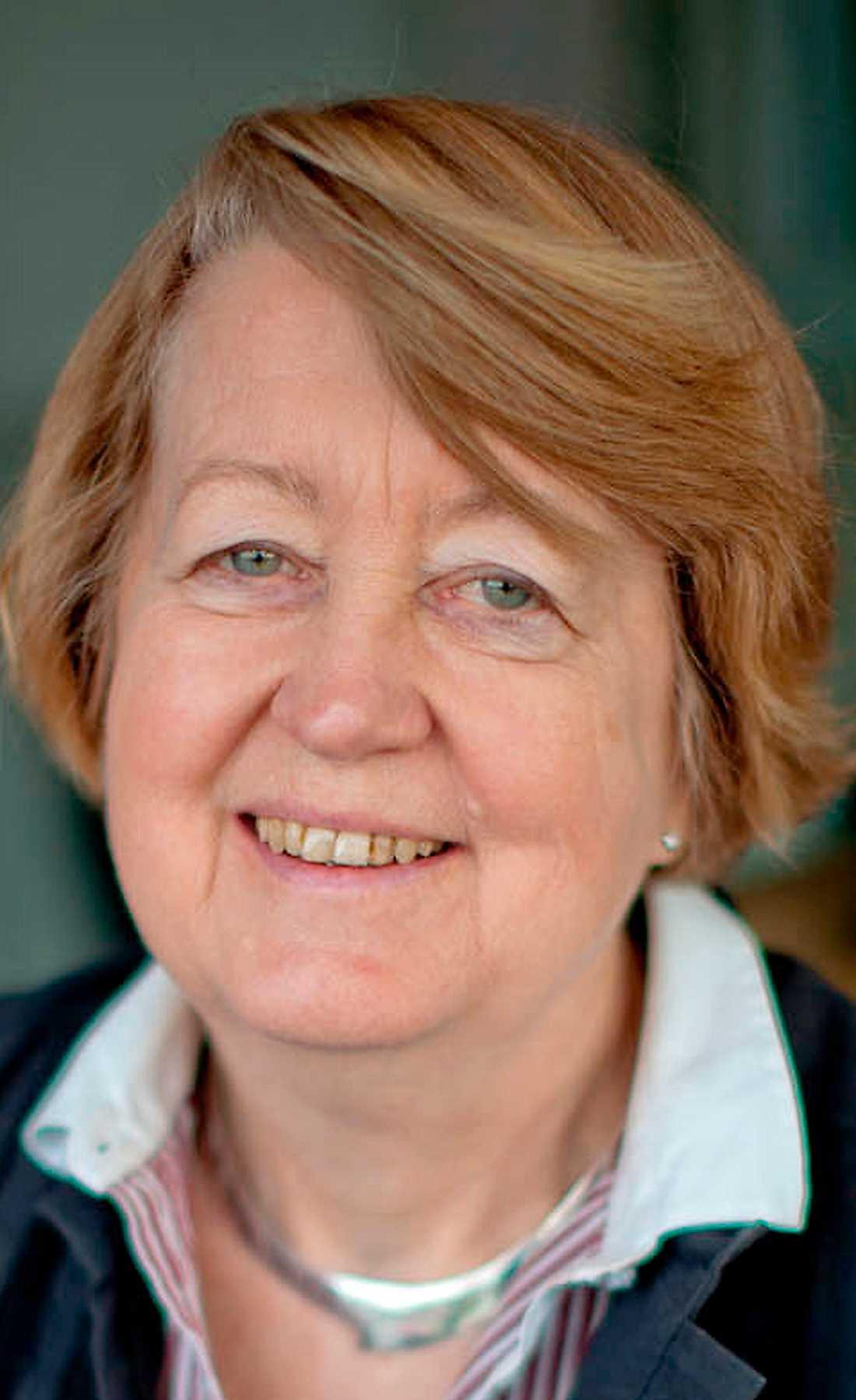 Lena Hulthén, professor i klinisk näringslära vid Sahlgrenska akademin i Göteborg