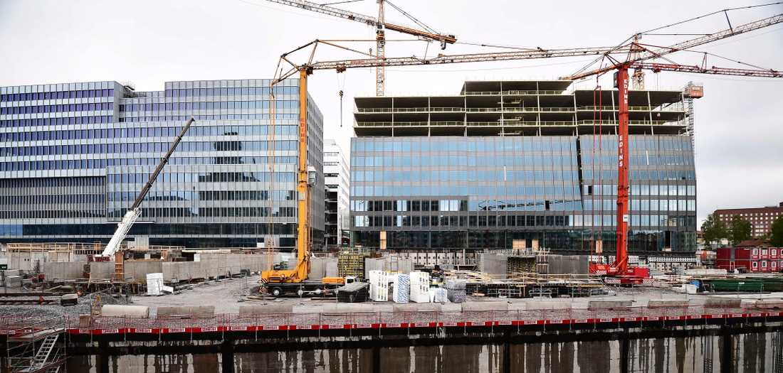 Enligt fackföreningen Byggnads har villkoren i byggindustrin aldrig varit lika skitiga. Nu stämmer man ett företag på 27 miljoner kronor, bland annat för att ha tvingat arbetare att jobba tills de stupat.