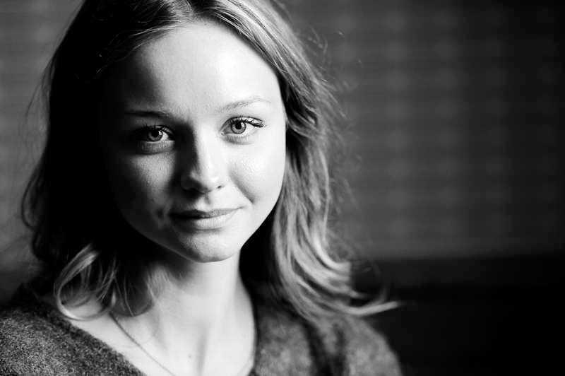 """""""jag hade inte orkat två veckor till"""" Anna Åström och Gustaf Skarsgård filmade bioaktuella """"VI"""" under fem intensiva veckor."""