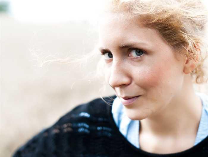 Amanda Svensson, författare.