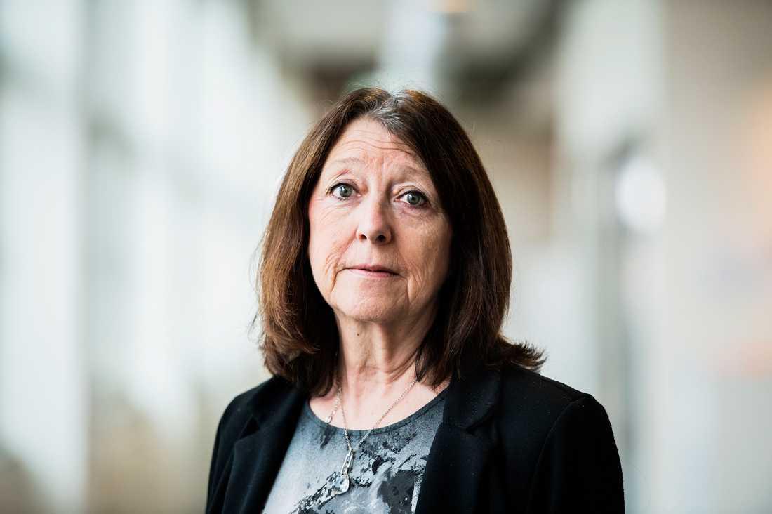 Monica Svanholm, områdeschef inom funktionsnedsättning på Försäkringskassan.
