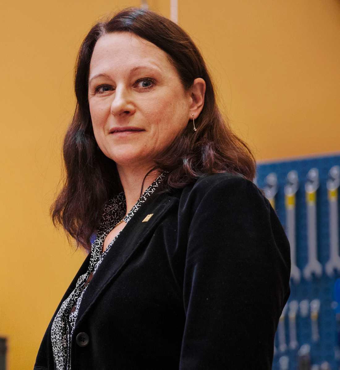 Sophia Hober, professor i molekylär bioteknik på KTH.
