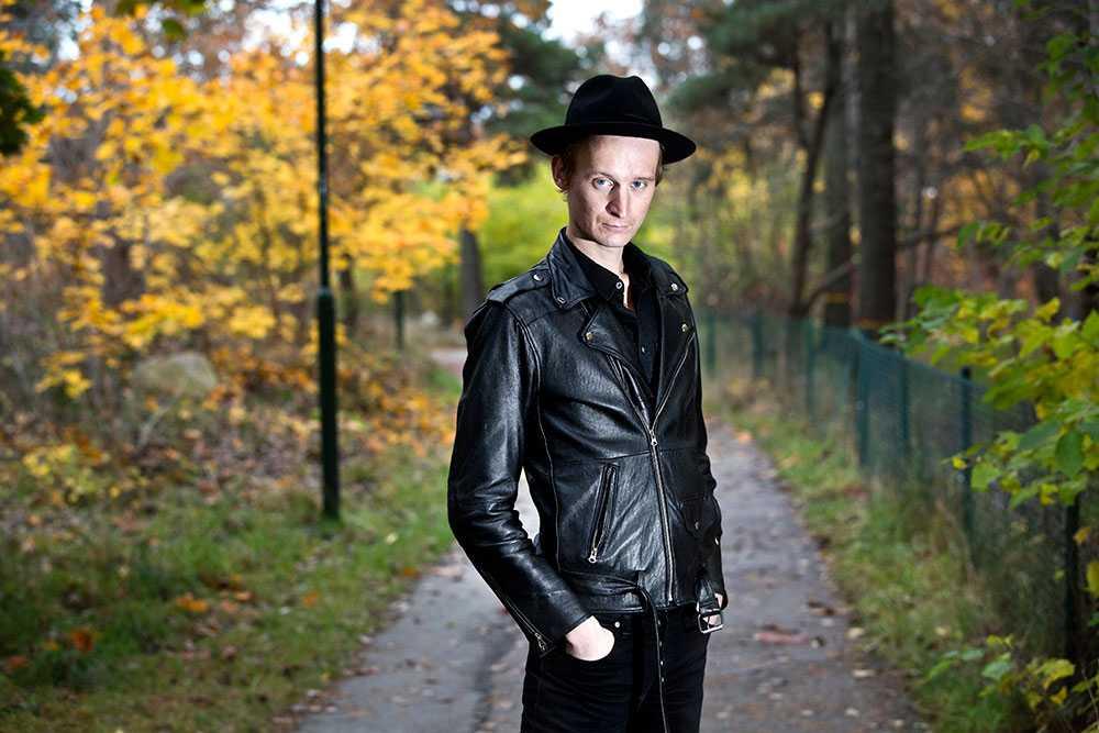 BEJAKADE LIVET IN I DET SISTA Kristian Gidlund kämpade in i det sista mot cancern och skrev om kampen på sin blogg ikroppenmin.blogspot.com.