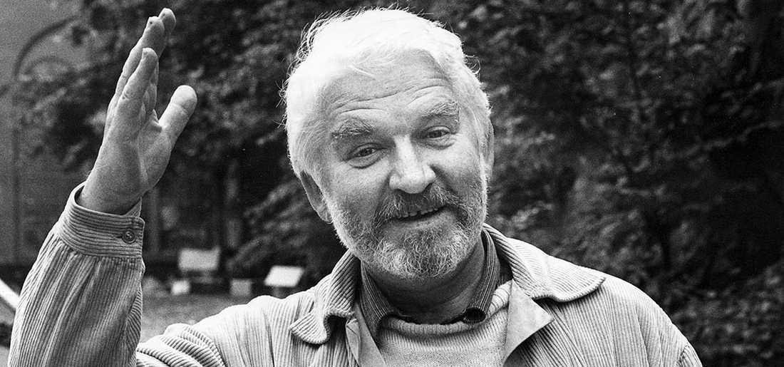 Hasse Alfredson (1931–2017).