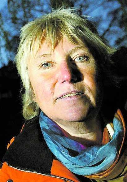 Gotlands landshövding, Marianne Samuelsson.