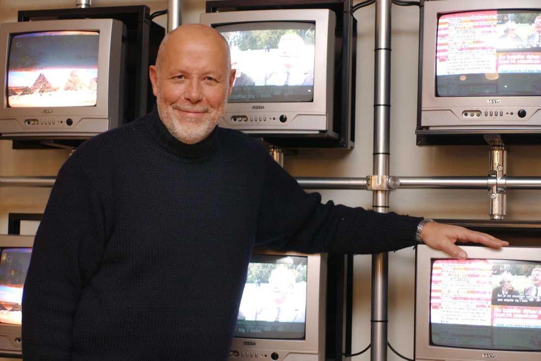 TV4-profilen och tidigare Aftonbladet-medarbetaren Janne Andersson, 77, är död.