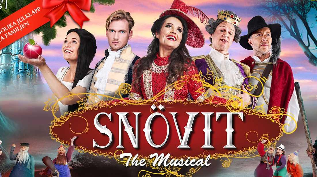 Snövit the musical.