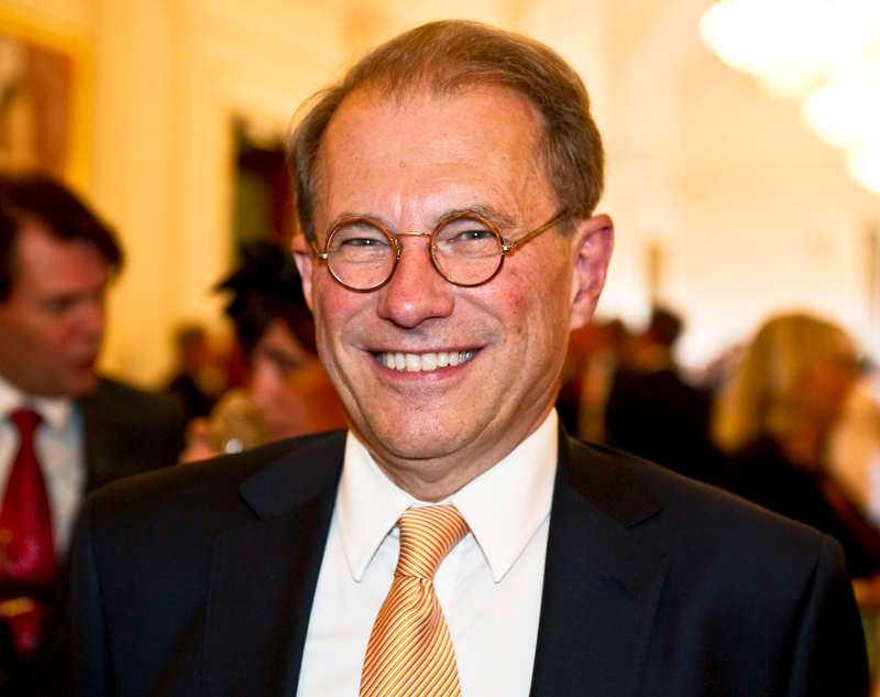 Moderaten Per Westerberg är den överlägset mest förmögna kandidaten.