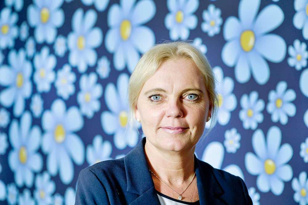 Kristina Winberg, 49.