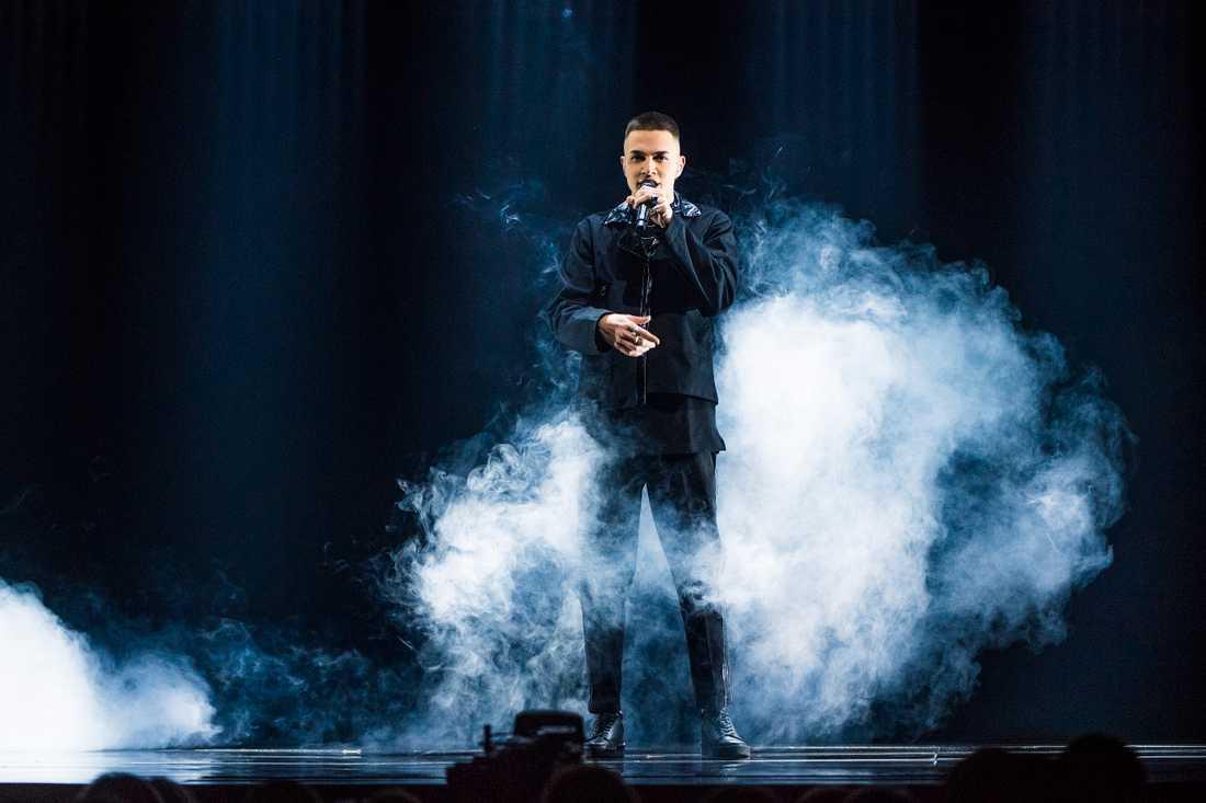 Liamoo i Melodifestivalens final