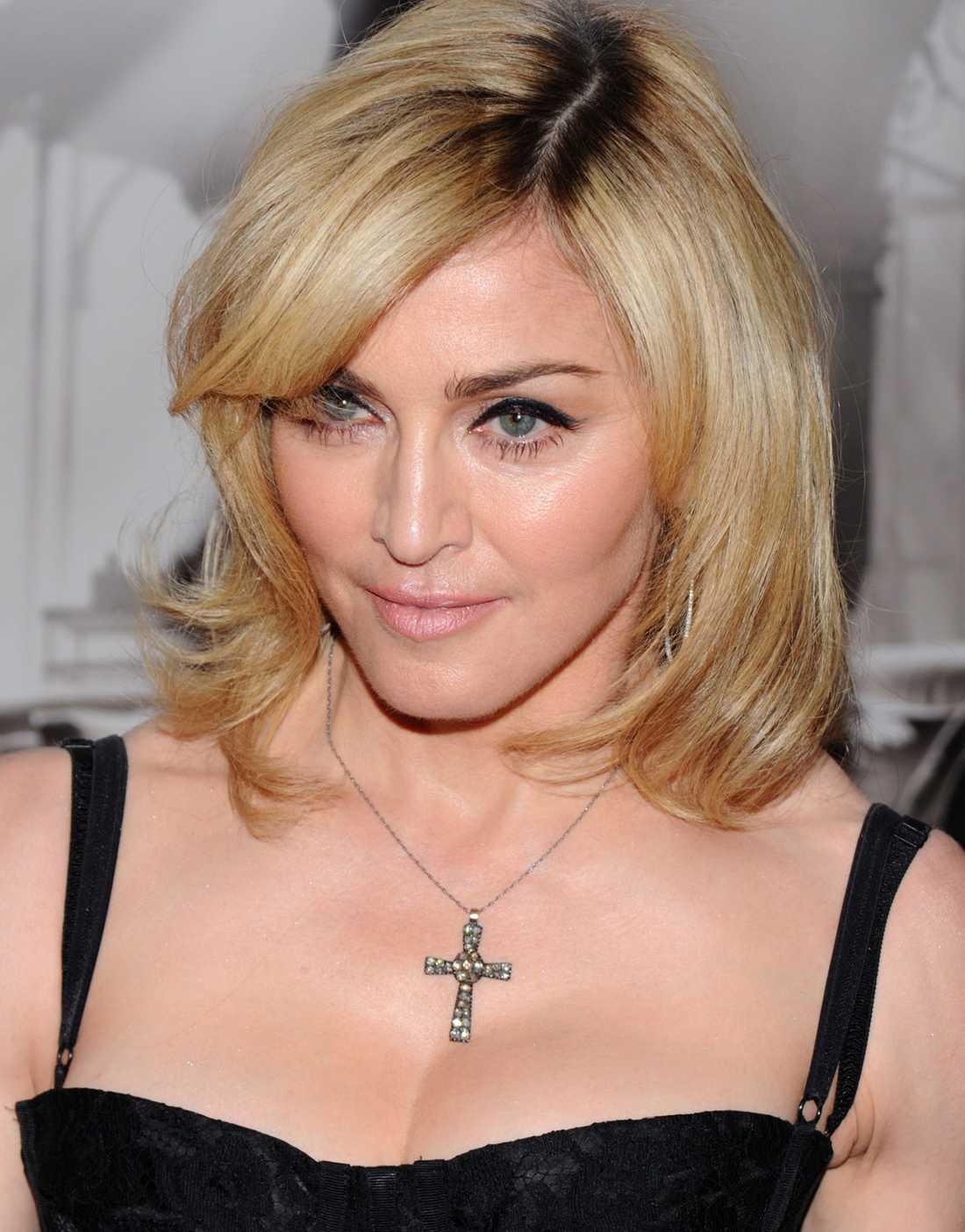 """Madonna anklagas för att ha stulit varumärket """"Material Girl""""."""