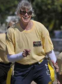 Kelly McGillis anno 2009.