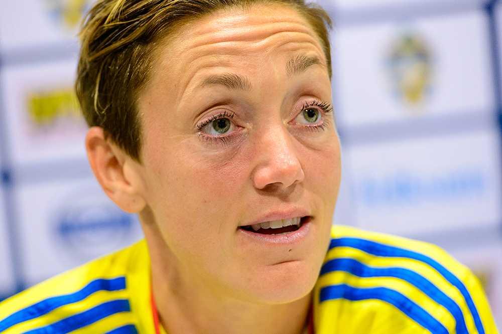 Therese Sjögran väntas tacka för sig på en presskonferens 12.30 i dag.