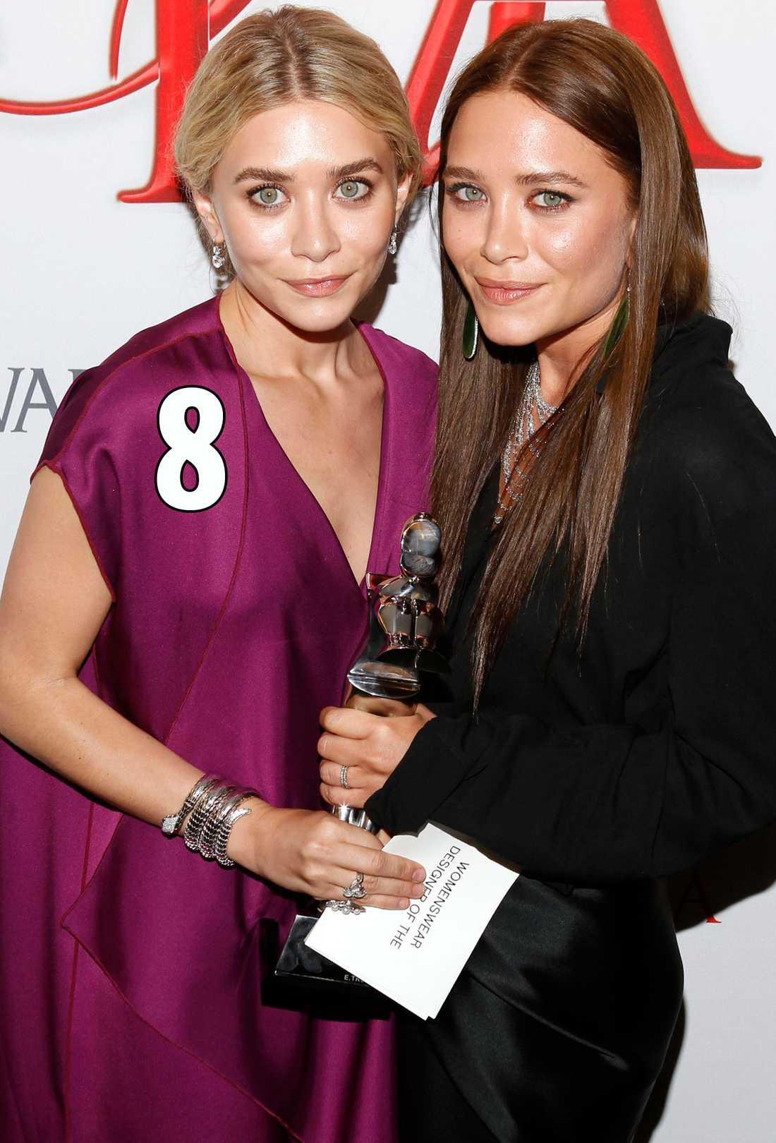 Mary-Kate och Ashley Olsen.