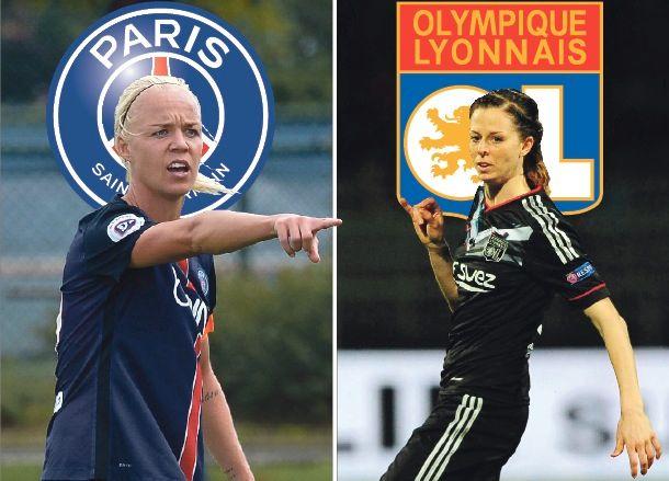 Förra året skickade PSG sensationellt ut Lyon ur Champions League. bafa6c754a52b