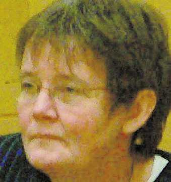 Eva-Lisa Krabbe, 56, förbundssekreterare: 41 500 kronor per månad.