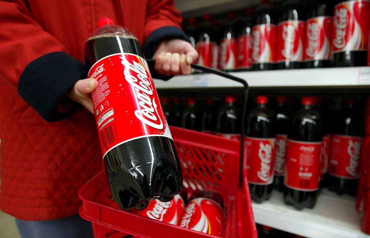 coca cola beroende symtom