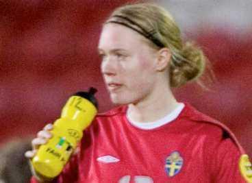 Hedvig Lindahl.
