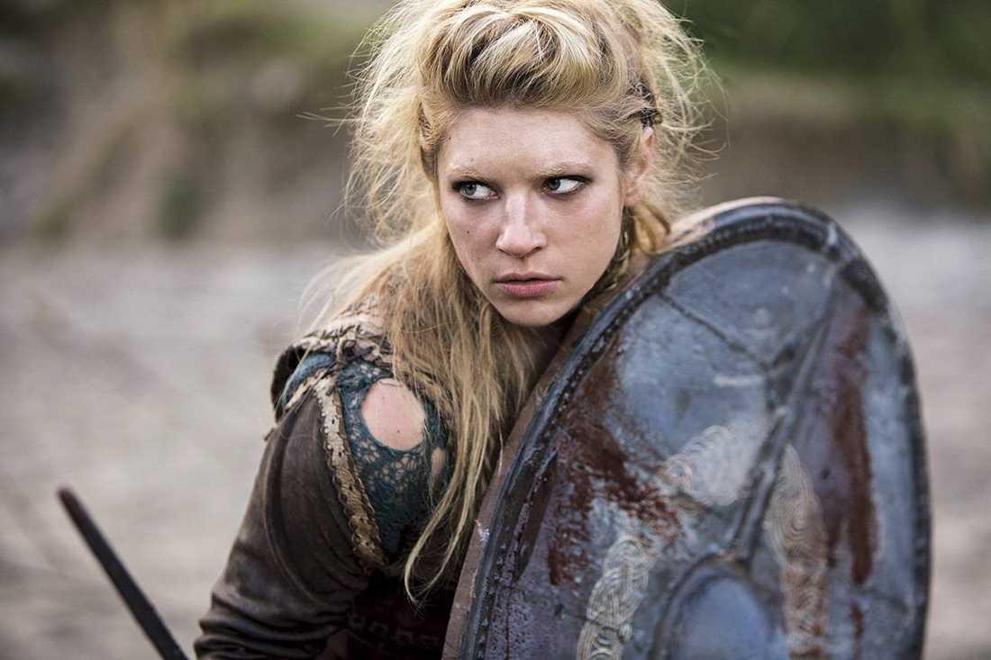 """10. Lagertha (Katheryn Winnick), """"Vikings""""."""
