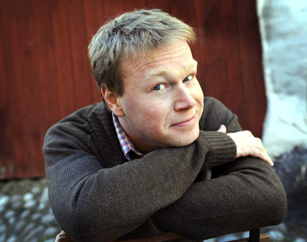 Skåningen Johan Glans är svenskarnas drömgranne.